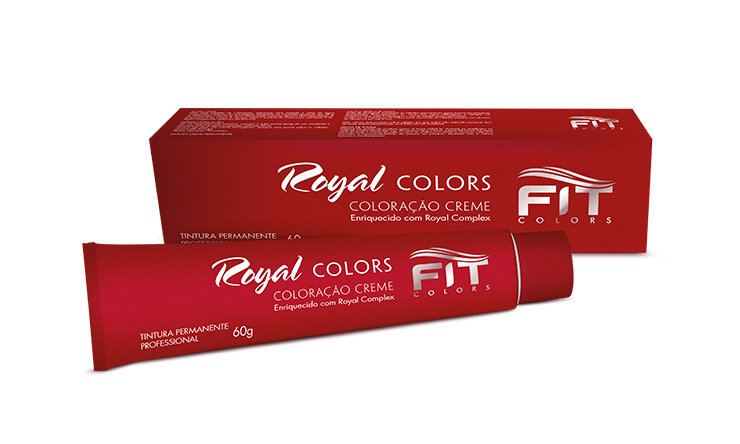 ROYAL COLORS – Cream Color: Coloring can be synonymous with nourishing.