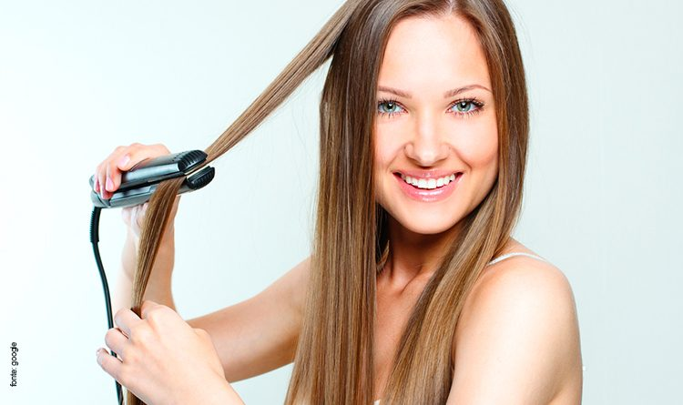 How to use your hair straightener safely.