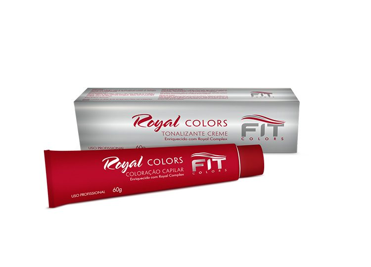 Royal Colors – Tonalizante Creme