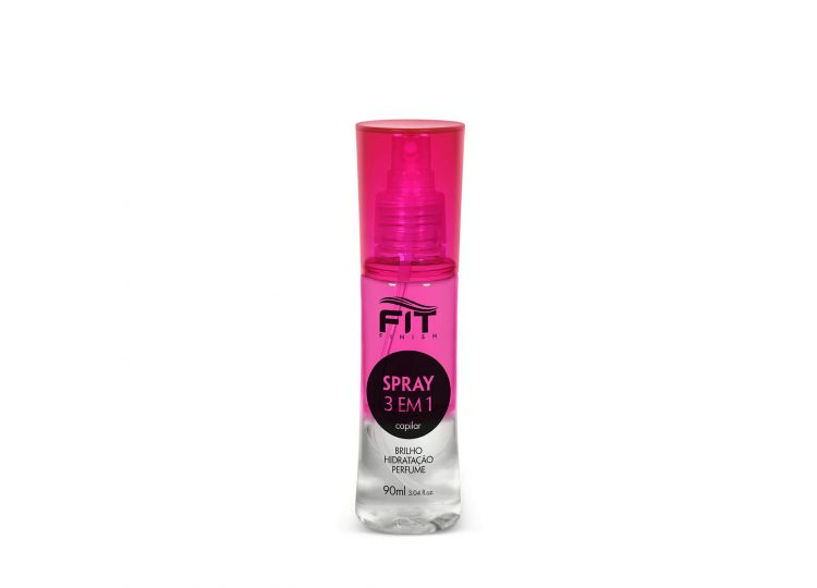 3-in-1 Spray – Shine, Hydration and Perfume