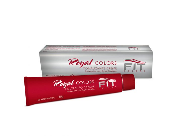 Royal Colors – Cream Toner