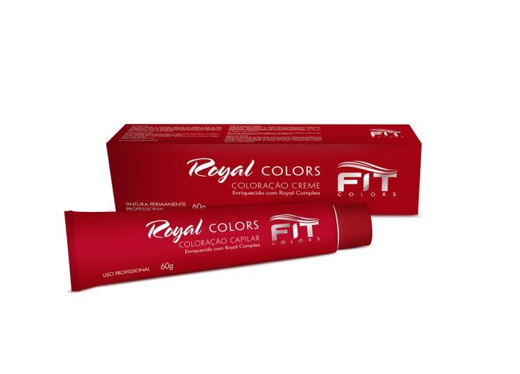Royal Colors – Coloração Creme