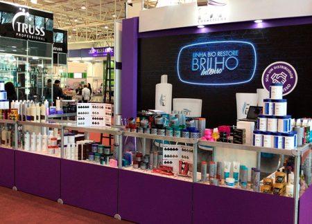 Fit Cosméticos na Beauty Hair 2018 em Curitiba – PR